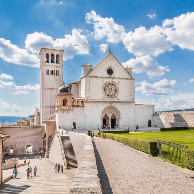 Assisi Pellegrinaggi Rusconi