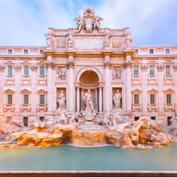 Roma y San Giovanni Rotondo