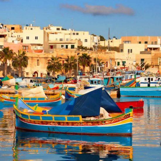 Malta - St Julians