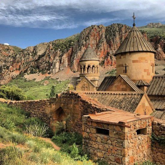 Armenia - Noravank