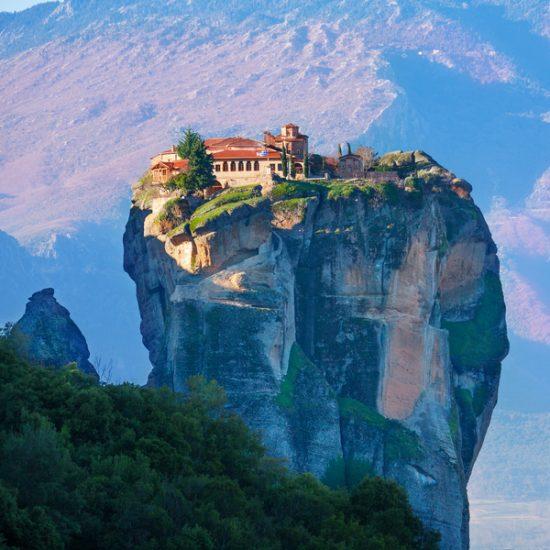 Grecia - Meteora