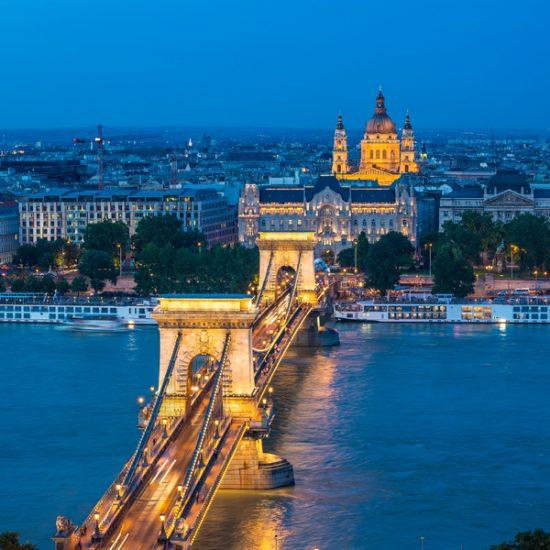 Europa centrale - Budapest