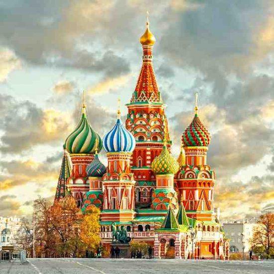 Russia - Rusconi Viaggi