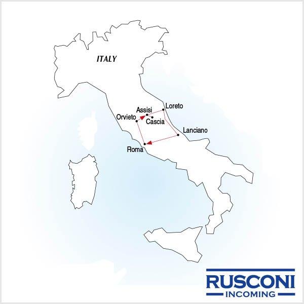 Rusconi Viaggi Incoming Italy
